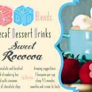 Sweet Rococoa from Adagio Custom Blends, Christa Y