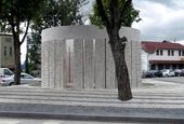 Bosnian War Memorial in St. Louis