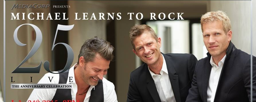 Michael Learns To Rock : 25 Live
