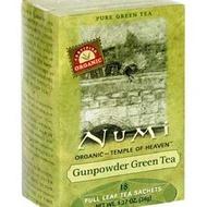Gunpowder Green from Numi Organic Tea