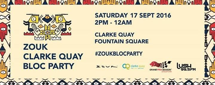 Zouk Bloc Party