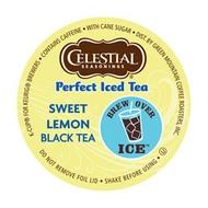 Sweet Lemon Black Tea from Celestial Seasonings