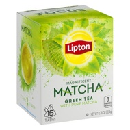 Magnificent Matcha from Lipton
