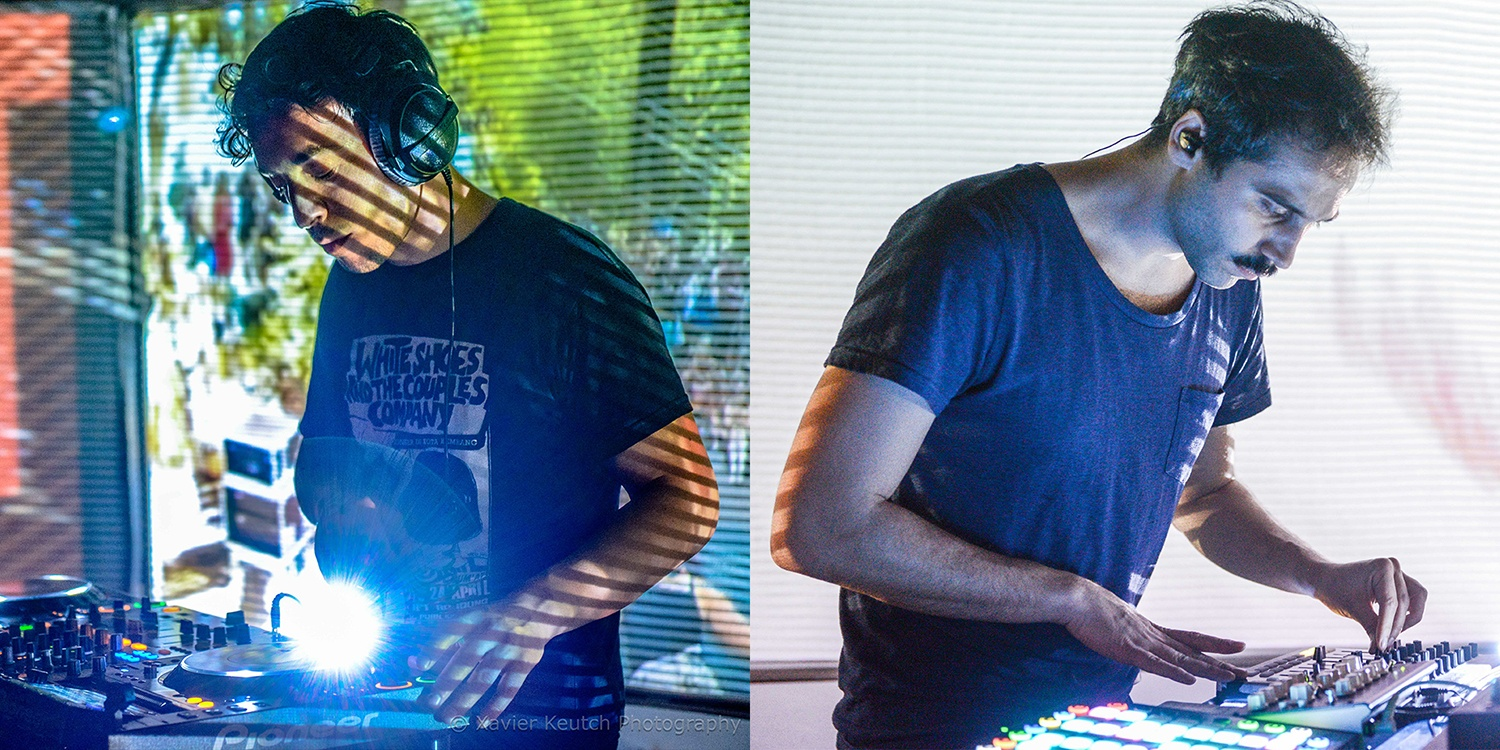 GIG REPORT: Deep, ethereal grooves with Saycet and Anoraak