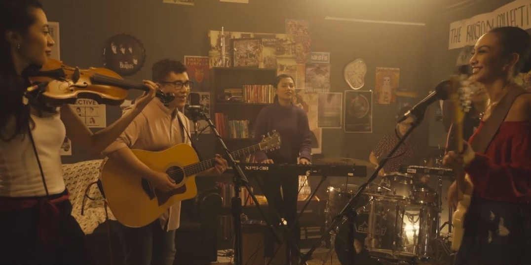 The Ransom Collective share behind the scenes footage from 'Tides' video – watch