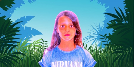 A Singapore-based 10-year-old girl wrote an electro-rap album to help stop deforestation