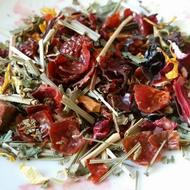 Flowering Fruit Herbal Tea from Mountain Maus Remedies