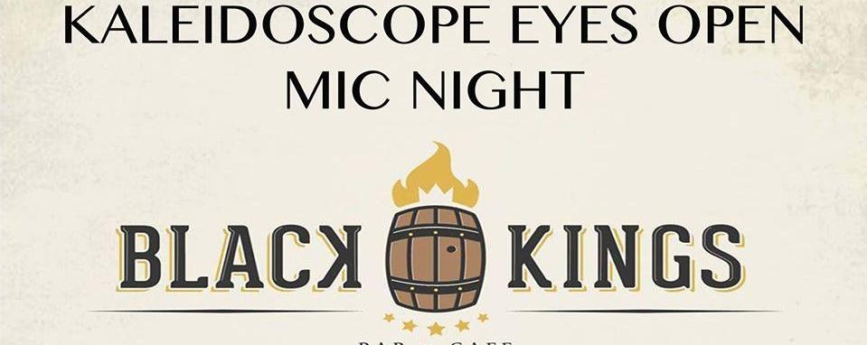 Kaleidoscope Eyes: Open Mic Night
