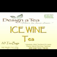 Ice Wine Tea from Design a Tea