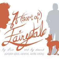 A (sort of) Fairytale from Custom-Adagio Teas