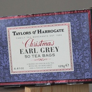 Christmas Earl Grey from Taylors of Harrogate
