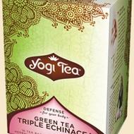 Green Tea Triple Echinacea from Yogi Tea