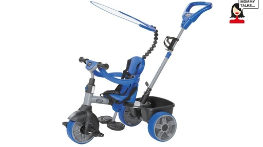 Little Tikes 4 in 1 driewieler