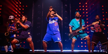 Bruno Mars caps off an incredible week of pop music in Singapore – gig report