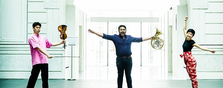 What! Another Exhibition? – Concert with Horn Trio