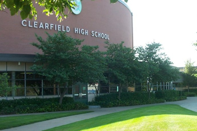 Clearfield High