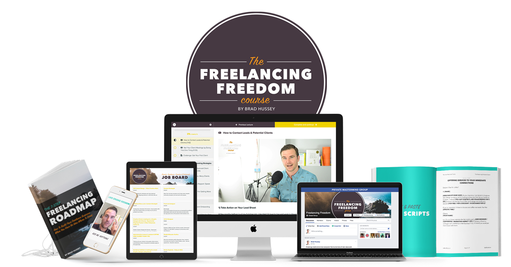 The Freelancing Freedom Course