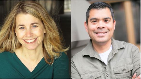 Denise DeShetler & Marty Morales