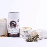 Gentle Organic Lemon Ginger  Green Tea from Village Tea Company