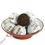 2010 Supreme Yunnan YiWu Lange Puerh Tea Minni Ripe Tuo Cha from EBay Streetshop88