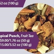 Wild Tropical Punch from Steeped Tea