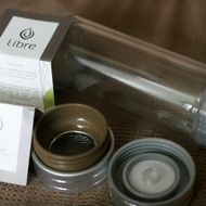 Libre Tea Travel Glass from Teaware