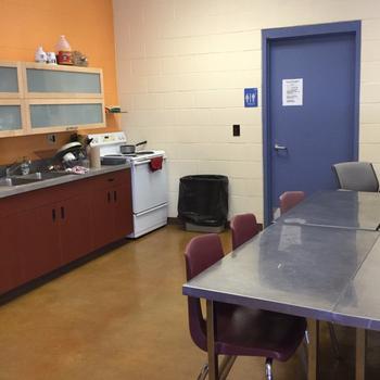 Teacher's Lounge