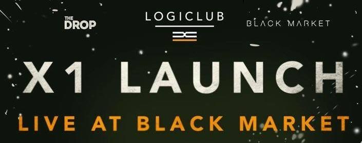 The Drop x Logiclub X1 Launch