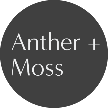 Anther + Moss Company Logo