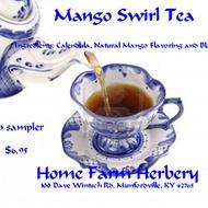 Mango Swirl Tea from Home Farm Herbery