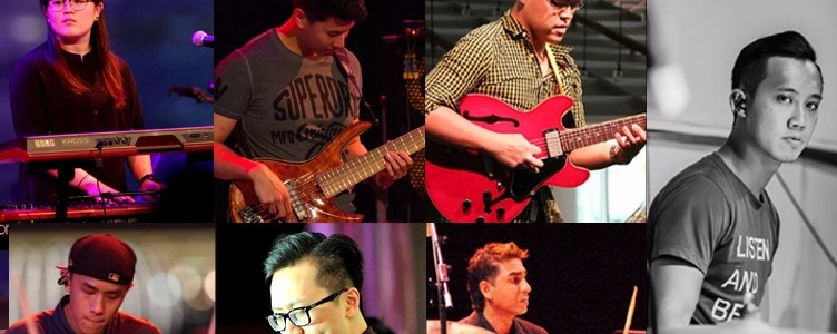 Jazz in July: Fusion Jazz Night - Cold Cut Trio, Welly Tjandra Trio & Jia Rong Quartet