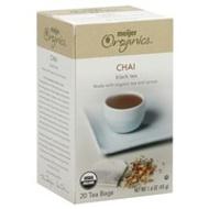 Organic Chai from Meijer