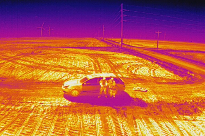 Aerial Thermography Training Course For Drone Pilots Uav
