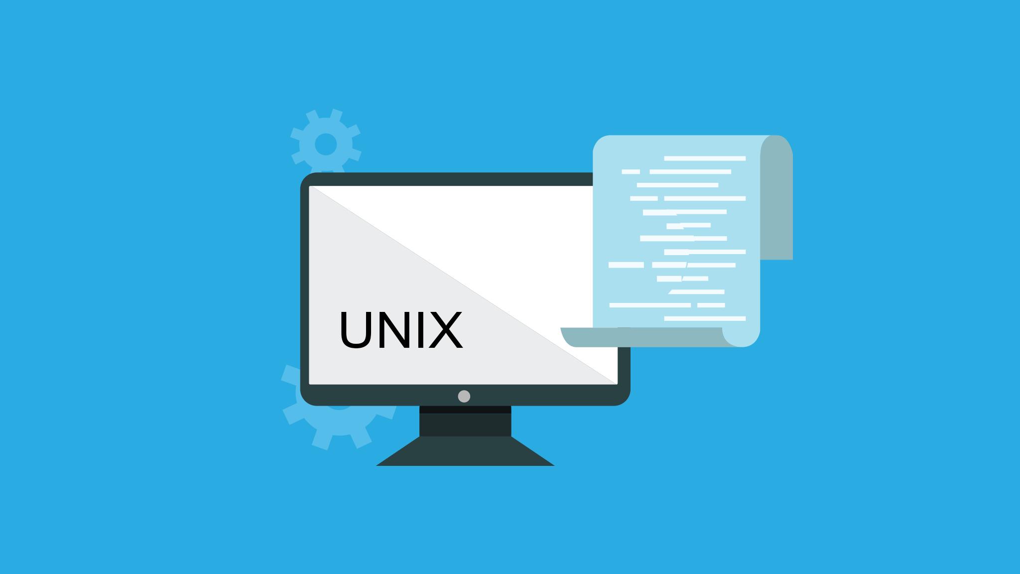 unix fundamentals p1