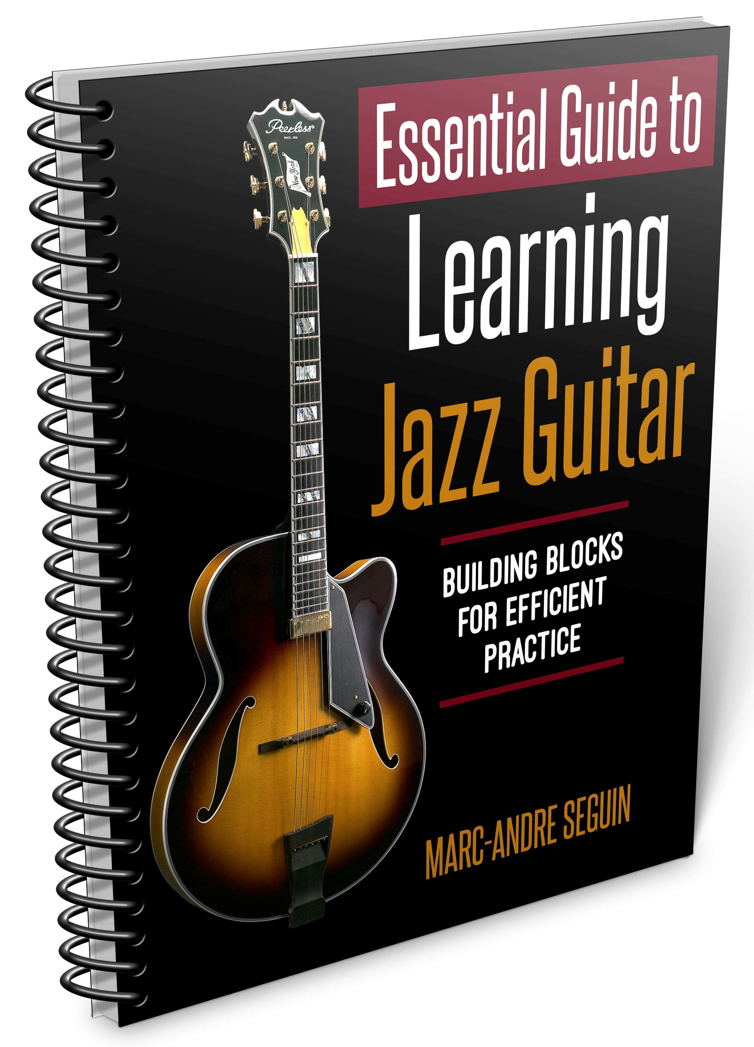 essential guide for learning jazz guitar
