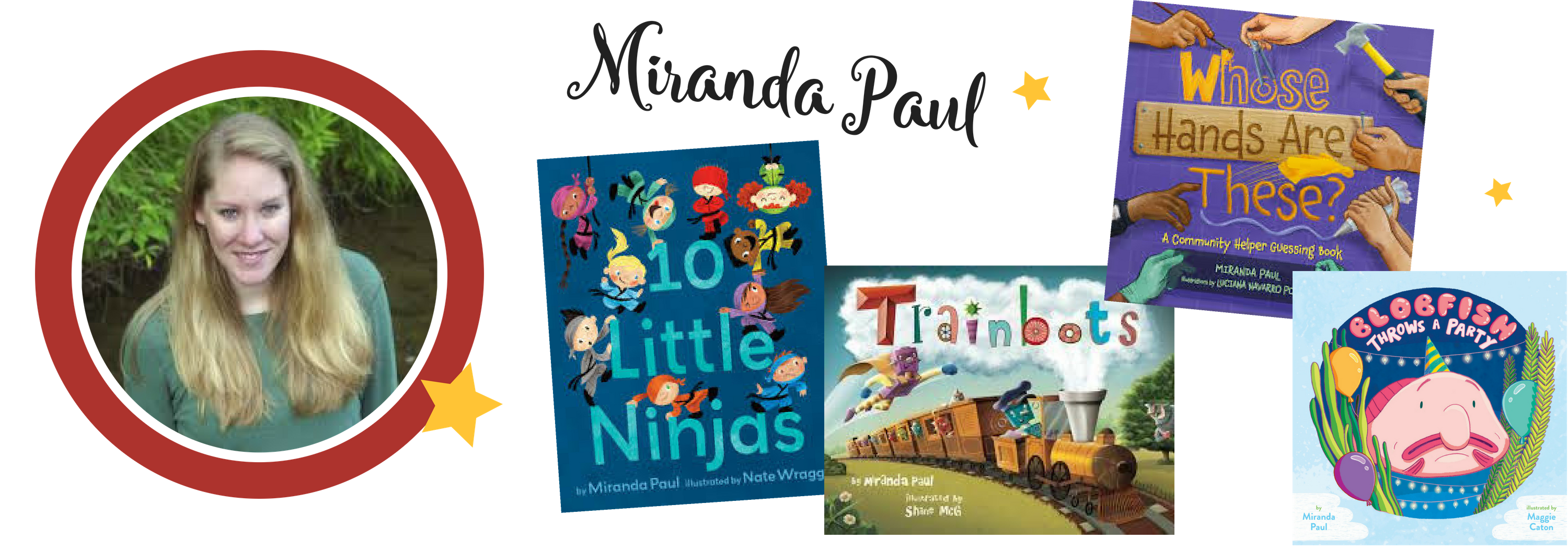 Miranda Paul for Children's Book Academy