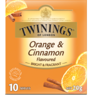 Orange & Cinnamon from Twinings