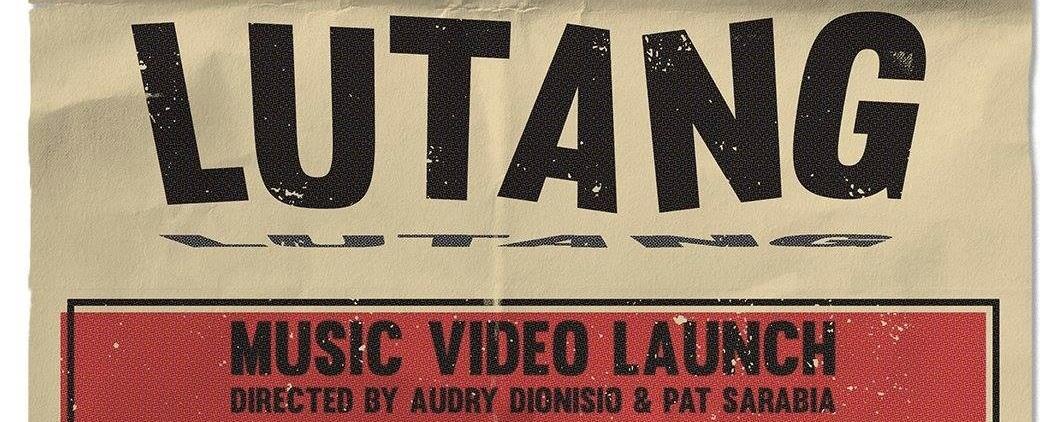 Lutang Music Video Launch