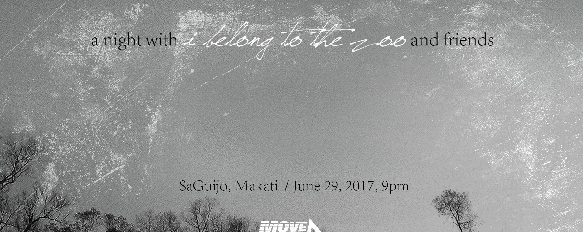 A Night with I Belong to the Zoo and Friends