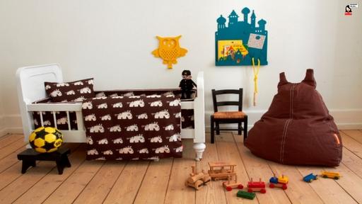 Deense accessoires voor de kinderkamer