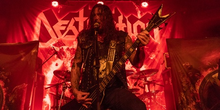 Destruction bring chaos upon their triumphant return to Singapore – gig report