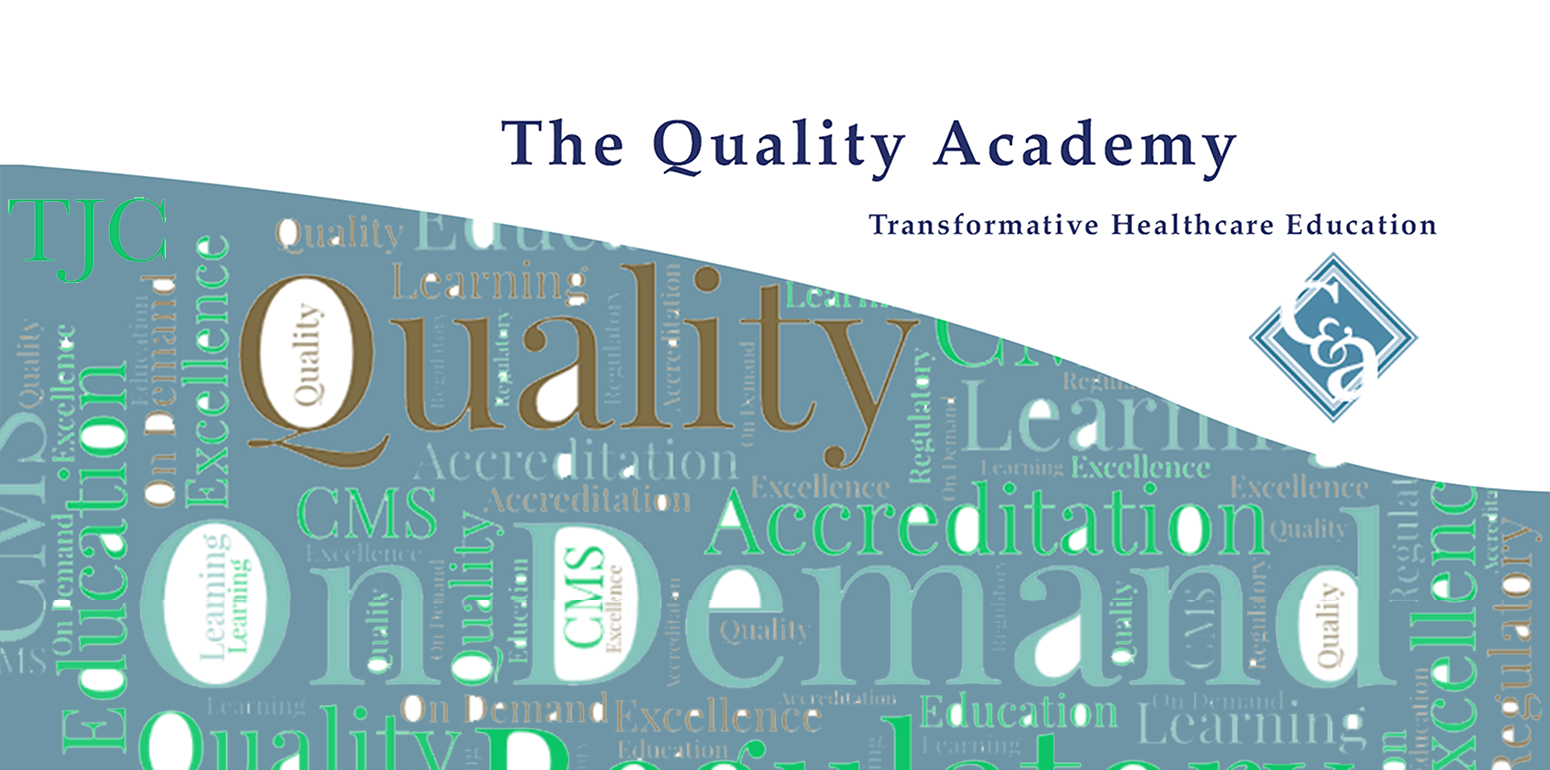 The Courtemanche & Associate Quality Academy Home Page Image
