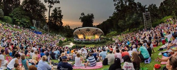 SSO Classics in the Park: Mother's Day Concert