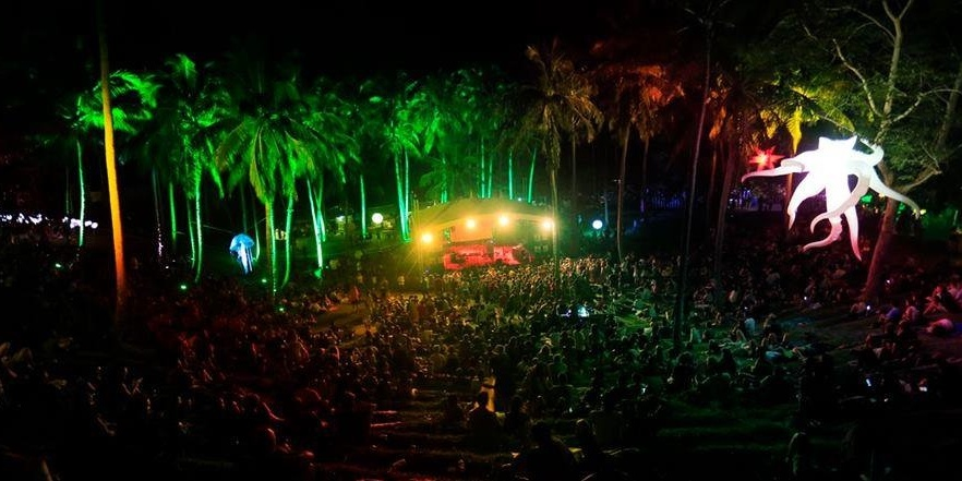 Malasimbo gives DJs spinning chance at Silent Disco