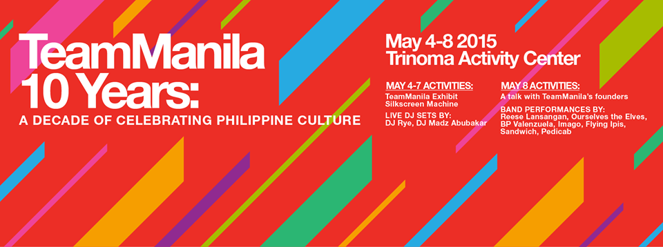 Team Manila: 10 Years