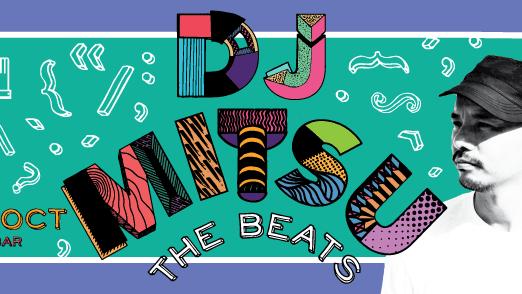 GEM BAR pres. DJ Mitsu The Beats