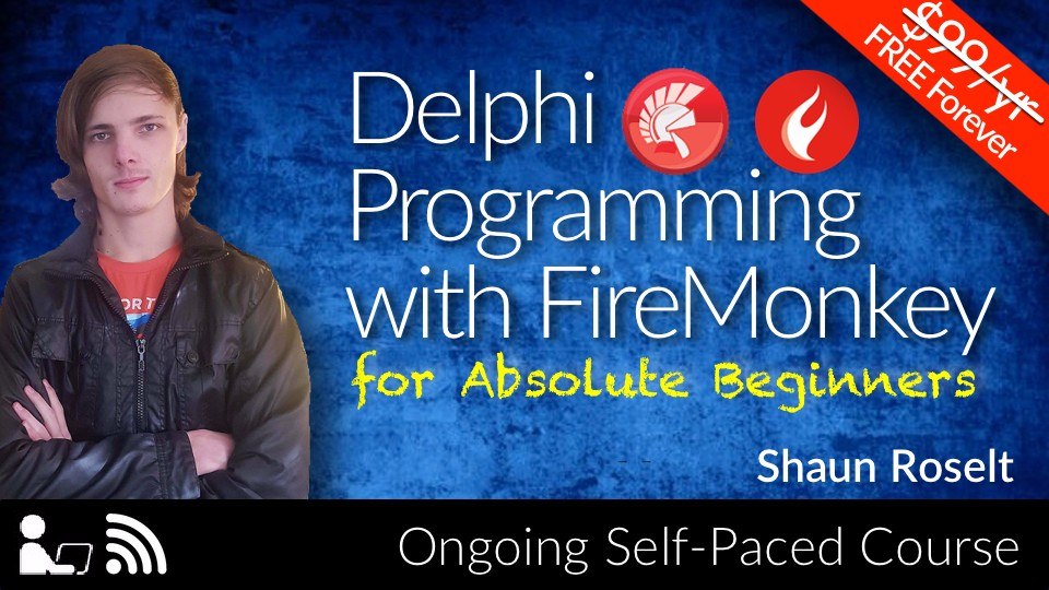 Delphi Programming For Absolute Beginners in FireMonkey | Embarcadero