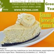 Banana Cheesecake Genmaicha from 52teas