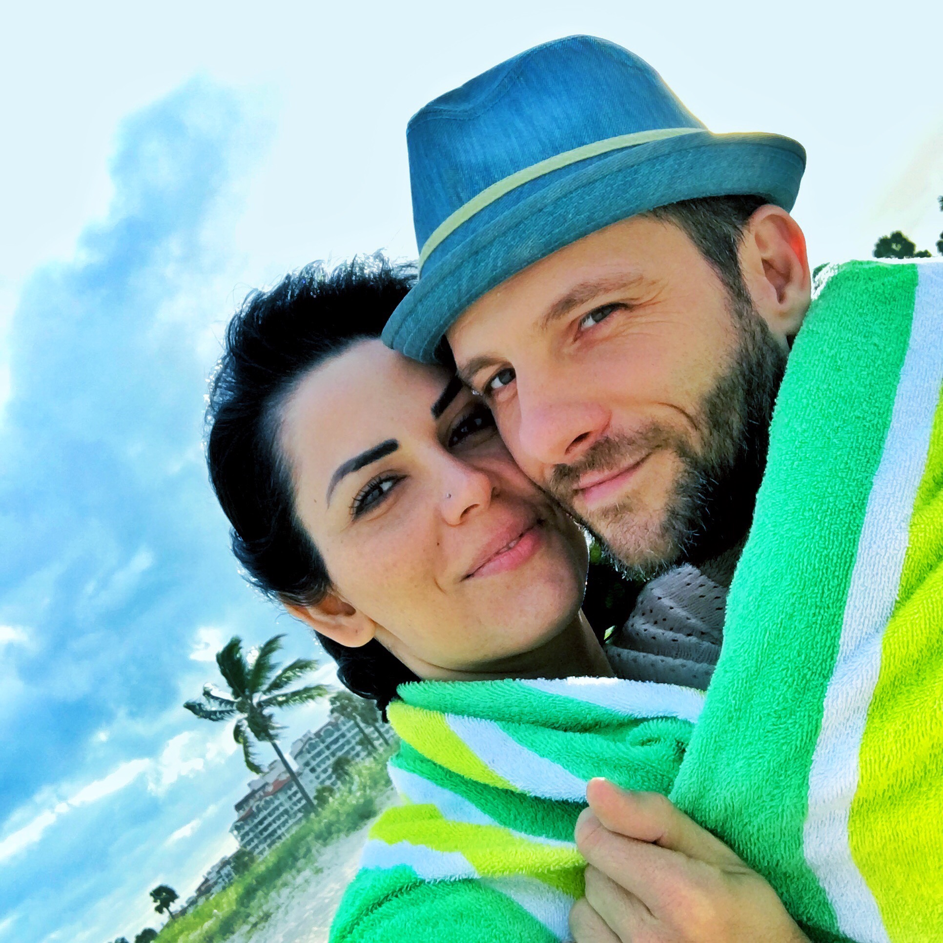 Bryan Reeves & Silvy Khoucasian
