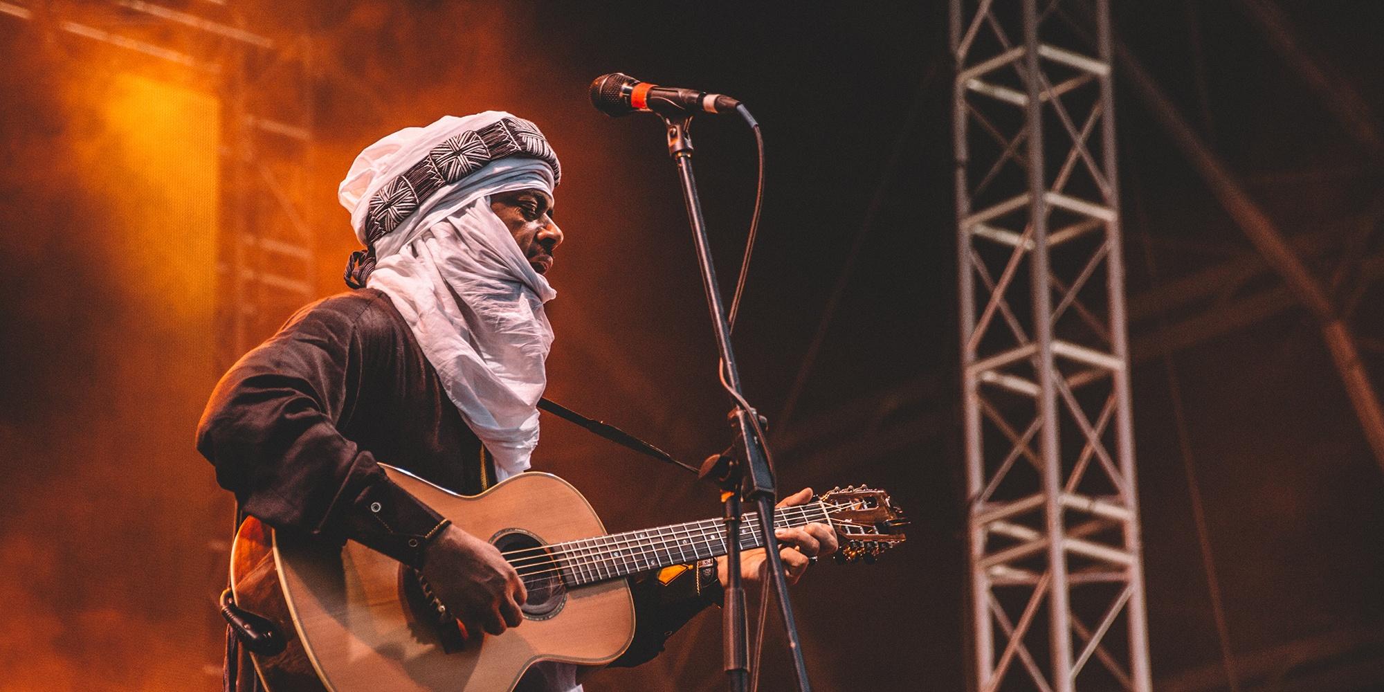 Saharan blues band Tinariwen to perform in Singapore